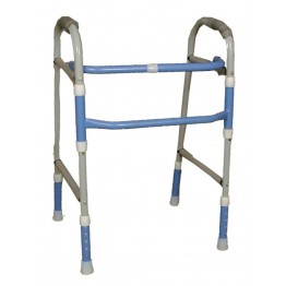 Comfort Folding Walker (Height Adjustable)
