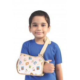 Flamingo Pediatric Arm Sling Small  (4-8 years)