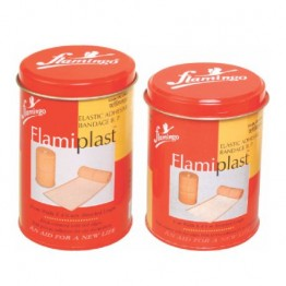Flamingo Flamiplast (Elastic Adhesive Bandage) - 10cm x 4/6m