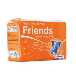 Friends Adult Insert Pads  (Pack of 10)