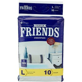 Friends Underpad Premium (Pack of 10)