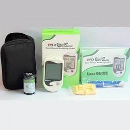 Gluco Care Sense Glucometer Kit With 25 Test Strips