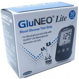 GLUNEO LITE 50 Test Strips