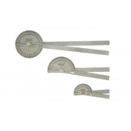 Goniometer Set (3 Pc.) Steel