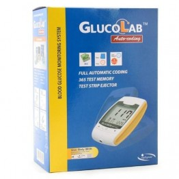 Gluco Lab Auto Coding Blood Glucose Meter