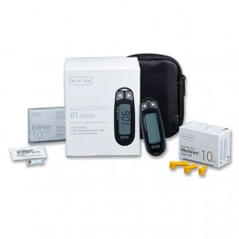 Glucocard 01-mini GT-1941 Blood Glucose Test Meter
