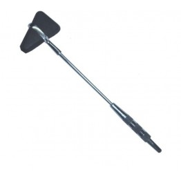 Knee Hammer with Pin and Brush