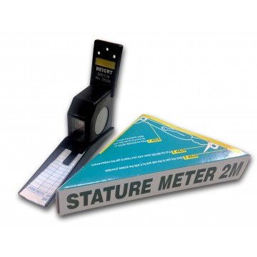 Height Stature Meter, Height Measure Scale (Roll-up Model) 2 Mtr. (200 cm)