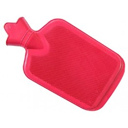 Hot Water Bottle Bag Coronation - Deluxe (1 Side Ribbed) (Non-Electrical)