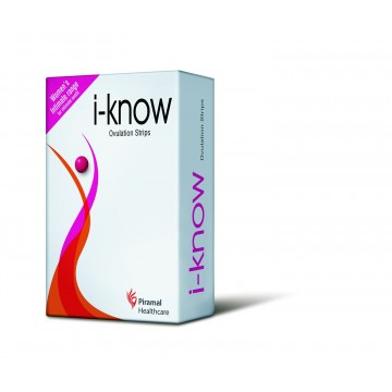 I-Know Ovulation Kit