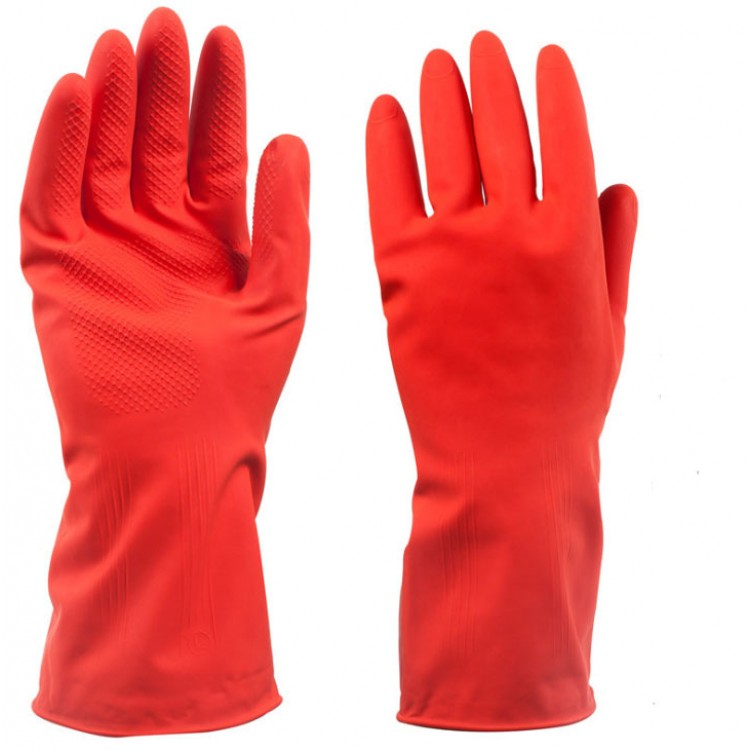 Heavy Weight Rubber Latex Glove Sold in Single Pairs
