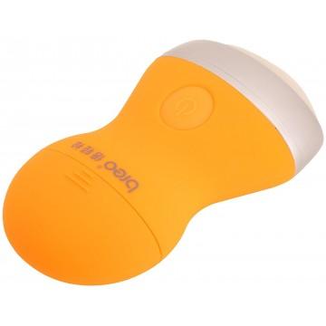 KrishKare Personal Face Massager (Orange Colour)