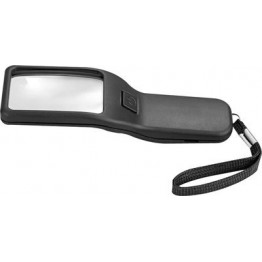 Pocket Magnifying Lens/Glass with Led Lights