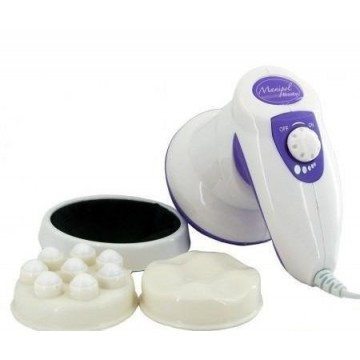 Manipol Complete Body Massager & Vibrater For Body Relax & Pain Relief With Speed Regulator