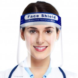 FACE SHIELD - Protection Isolation Mask
