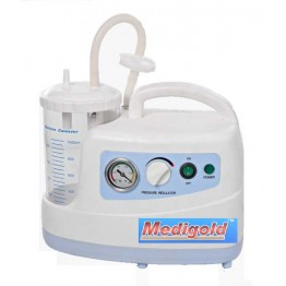 Medigold Portable Electric Phlegm Suction Machine