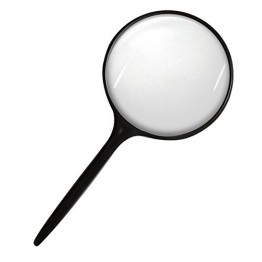 Magnifying  Glass/Magnifier Lens (Plastic Body)