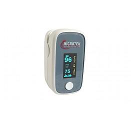 Microtek Pulse Oximeter (Grey)