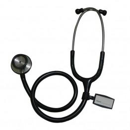 Novaphon Stethoscope Black Color