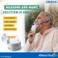 Omron Compressor Nebulizer NE-C106