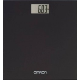 Omron Weighing Scale Digital HN 289 (Black)