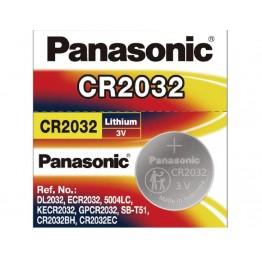 Panasonic CR2032 3V Coin Cell Battery