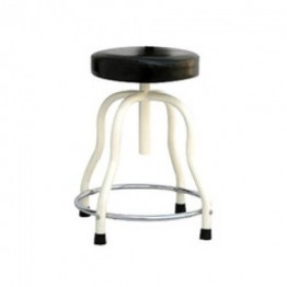 Patient Revolving Stool with Cushioned Top (4 Leg)