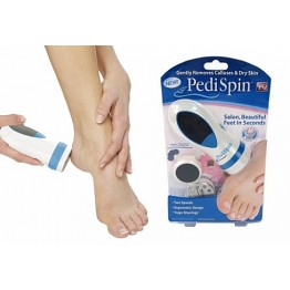PediSpin PediCure Professinal Foot Care Machine For Foot Callus & Dry Skin Removal