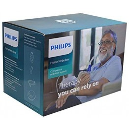 Philips Home Nebulizer - Compressor Nebulizer System