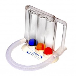 Polymed Polyciser  (Lung Exerciser - Spirometer)