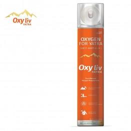 Oxy Liv Yatra Portable Oxygen Can - 6 Ltr.