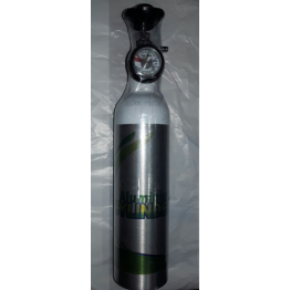 Oxygen Portable Aluminium Cylinder  (WC 495ML)