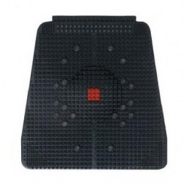 PowerMat With Magnet Pyramids Accupressure Therapy - Black