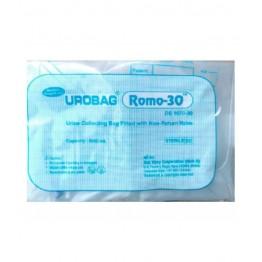 Romsons Uro Bag Romo-30 Urine Collecting Bag  (Box of 25 pcs)