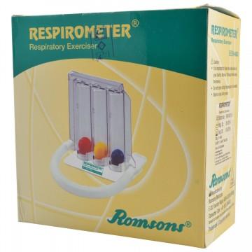 Romsons Respirometer (Spirometer)
