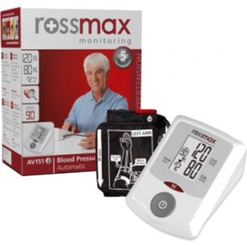 Rossmax Digital Bp Monitor - AV151f