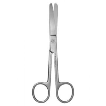 Fine Surgical Scissor Straight (Blunt Edges) S/Steel