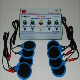Tens Machine Portable - 4 Channel