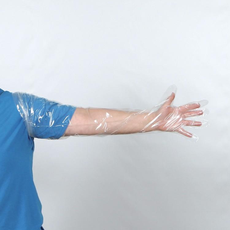 Doctor Dispsoable Long Sleeve Ai Veterinary Gloves Premium