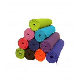 Fine Yoga Mat - Superior Quality (Assorted Colors)