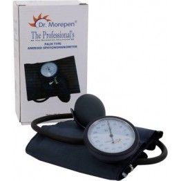 Dr. Morepen Palm type Aneroid BP Monitor (Dial Type)  SPG-07