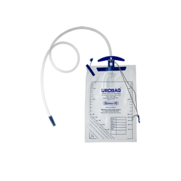 Romsons Uro Bag Romo-10 Urine Collecting Bag  (Box of 25 pcs)