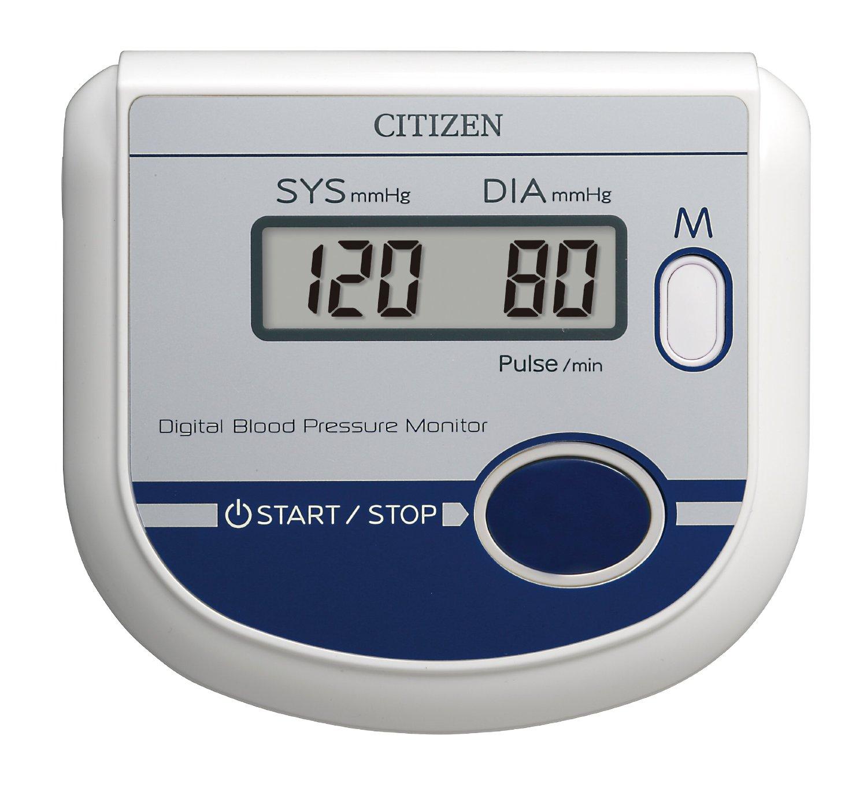Citizen Digital Blood Pressure Monitor (CH-432)   Buy ...