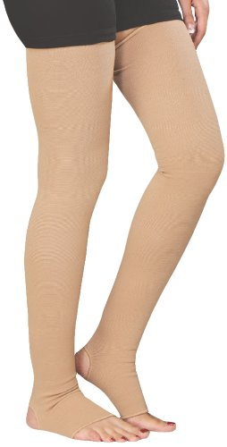 Digital Hearing Aids >> Flamingo Varicose Vein Compression Stockings (Above Knee ) (Color May Vary)   Buy Online at best ...